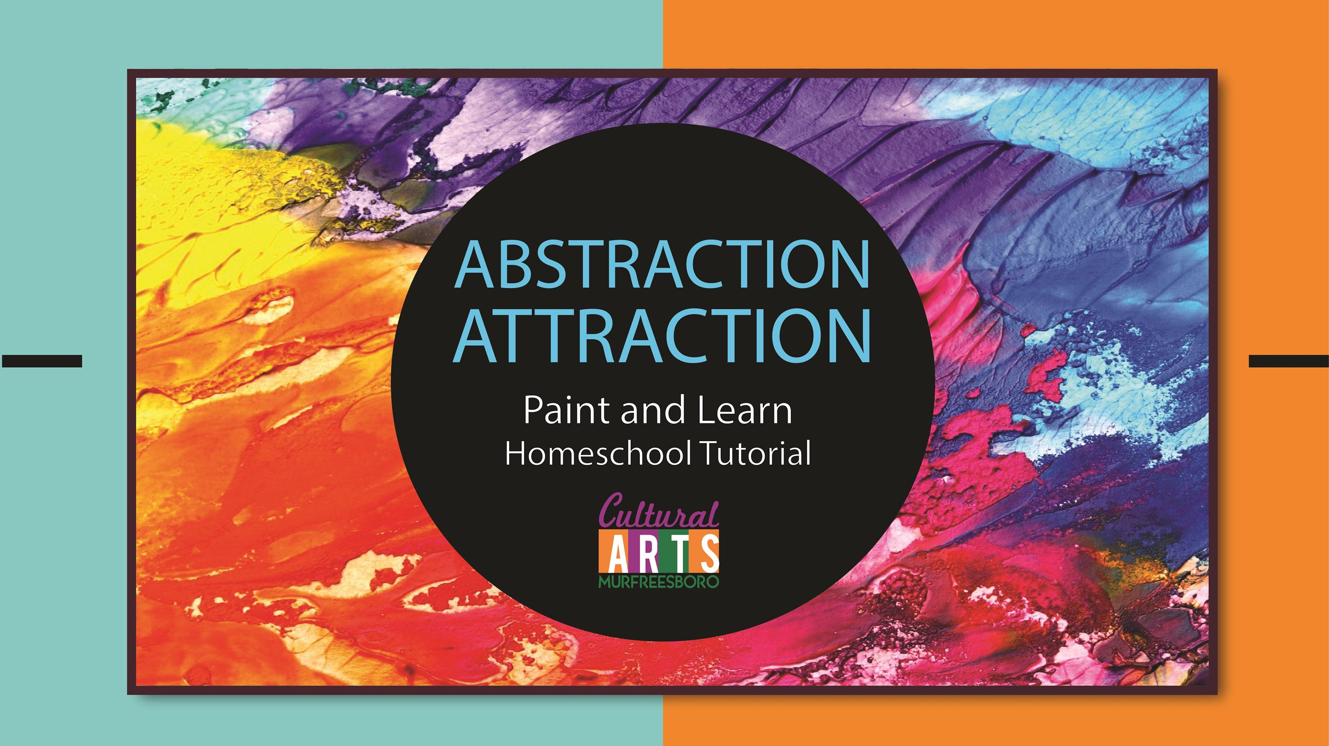 Abstraction Attraction Graphic