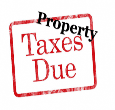 property taxes due
