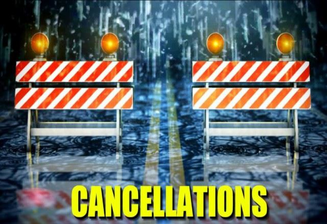 Flood cancellations