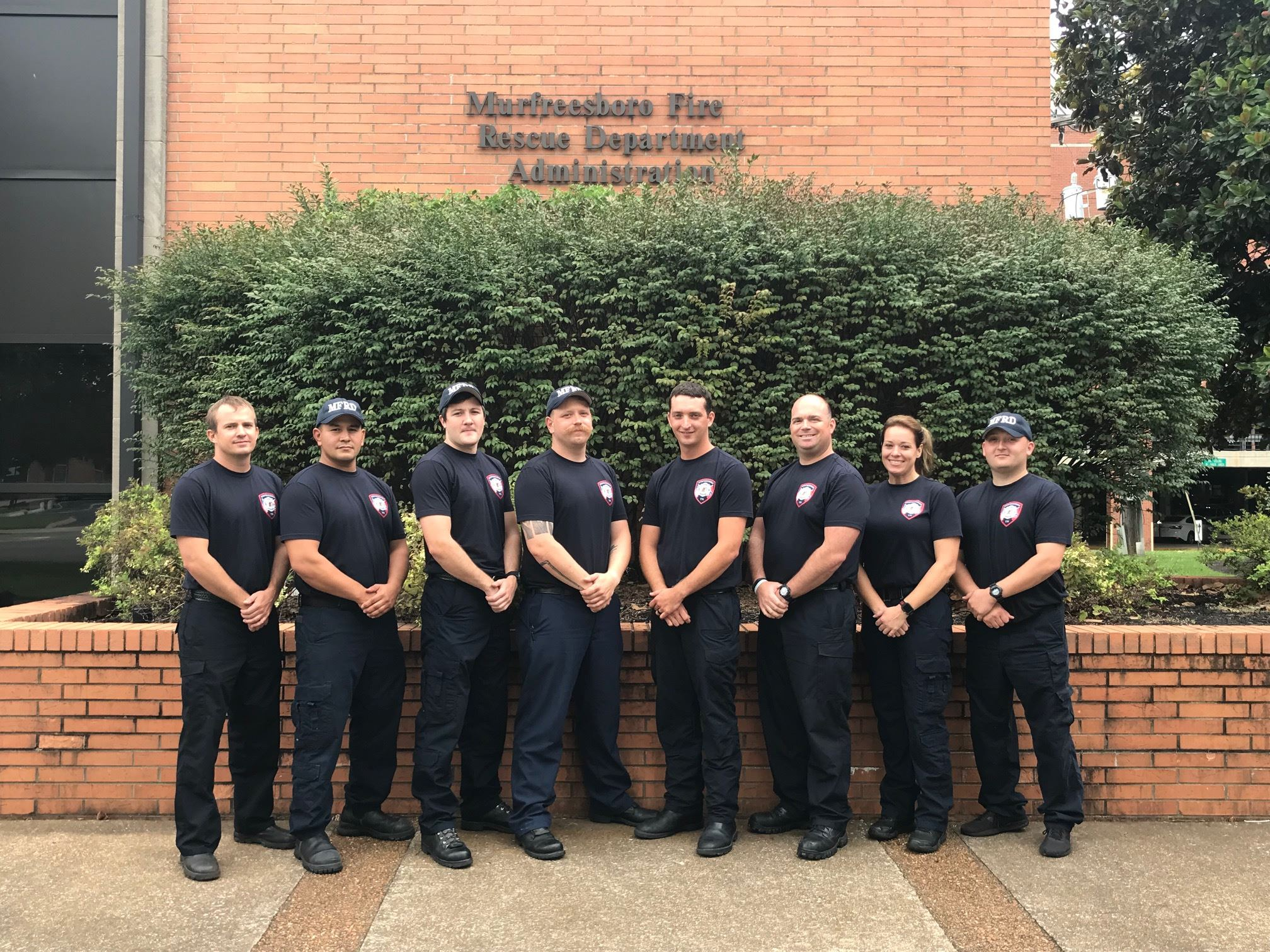 New Hires August 2018