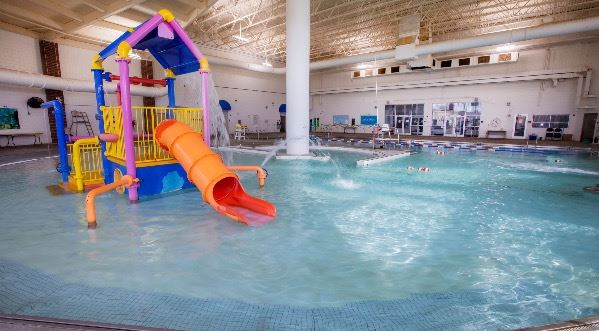 Patterson Park Indoor Pool