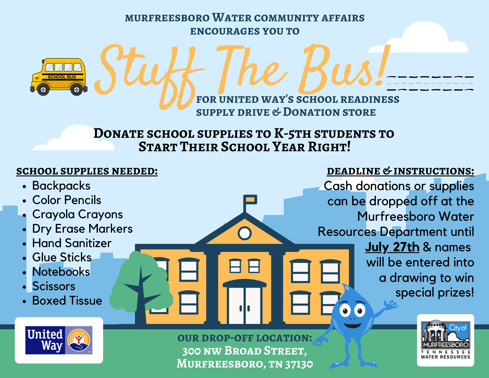 Stuff The Bus 2020 Flyer (3)