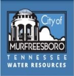 Murfreesboro Water Resources logo