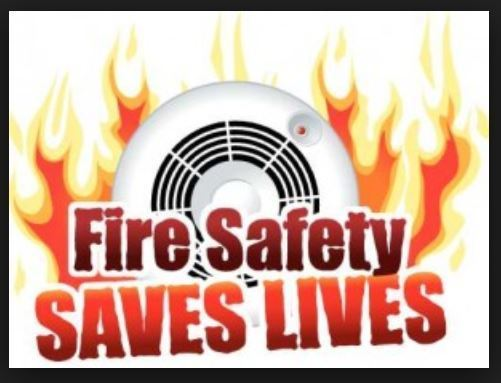 Fire Safety Saves Lives Photo